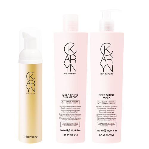 KARYN: VERLICHTING EN CONDITIONING LOTION - INEBRYA