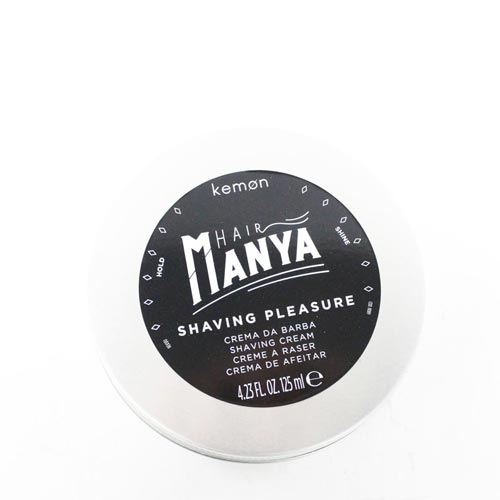 HAIR MANYA SHAVING: SHAVING PLEASURE