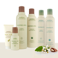 ROSE MINT & Shampure - AVEDA