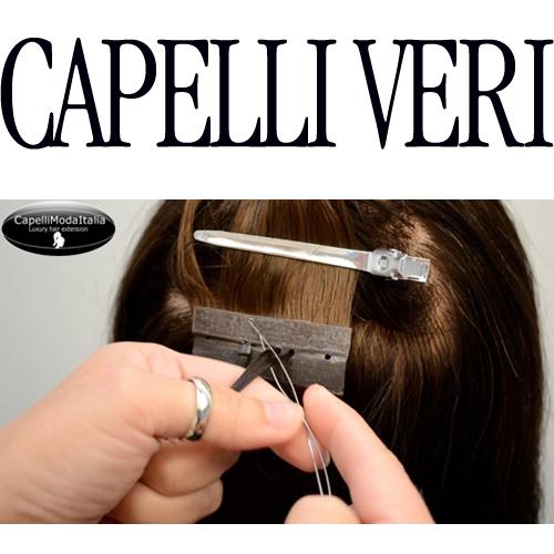 MICRORING DOUBLE BAND EXTENSION - CAPELLI EXTENSION MODA ITALIA