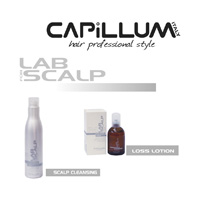 SCALP CLEASING P3 - NO LOSS SPRAY P4 - CAPILLUM