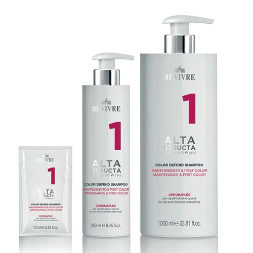 ALTASTRUCTA TERAPIA DE HAIRCARE - REVIVRE