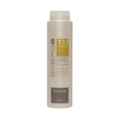 Y 3.1 švelniavilnių gyvūnų plaukų šampūnas - SINERGY COSMETICS