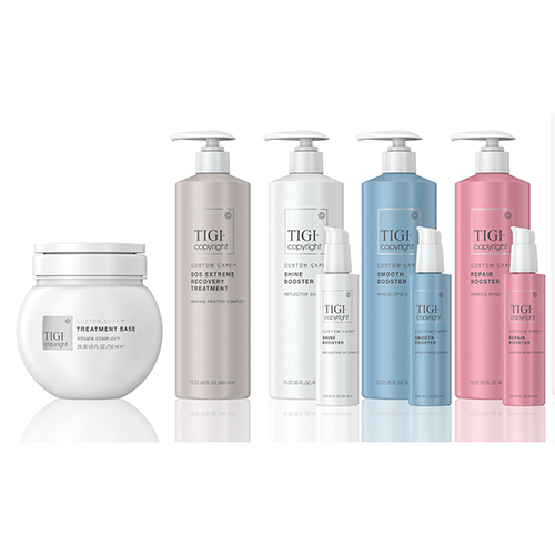 TIGI Copyright Care & Create - TIGI HAIRCARE