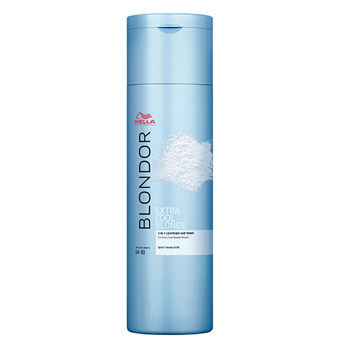 BLONDOR-EXTRA COOL BLONDE POWDER - WELLA PROFESSIONALS