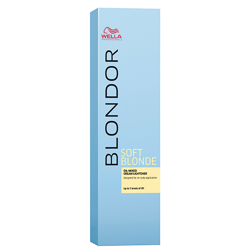 BLONDOR-SOFT BLONDE CREAM