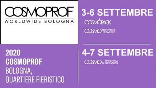 COSMO by COSMOPROF WORLDWIDE BOLOGNA