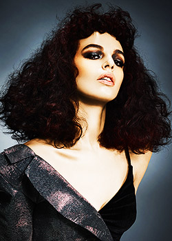 © Alan Simpson and Karen Storr-Simpson - Contemporary Hairdressing HAIR COLLECTION