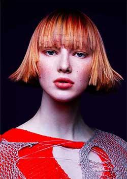 © Alexander  Kirylium, Miguel Silva, Kilian Garrigos, Inna Lipkovich - SK Style Barcelona HAIR COLLECTION