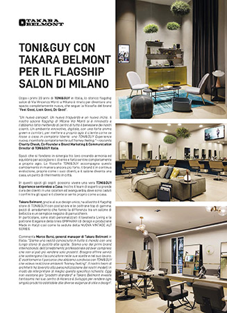 Beauty Bazar Fashion - speciale Takara Belmont