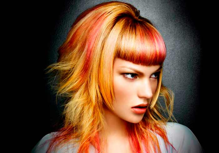 Privatelabel Haircolor parrucchieri