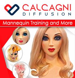 Calcagni Produzione di Poupette, Testine e Teste Studio per Parrucchieri