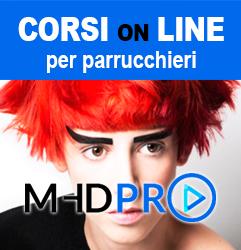 MHDPRO - Corsi Online Parrucchieri