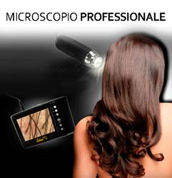 microscopio professionale