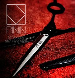 Pinin, forbici professionali per parrucchieri