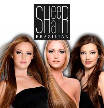 SHEER HAIR