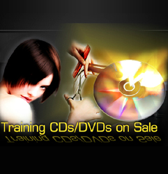 TRAINING CDs/DVDs