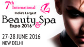 beauty spa expo 2016 india