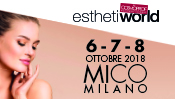 esthetiworld - 6 - 8 ottobre