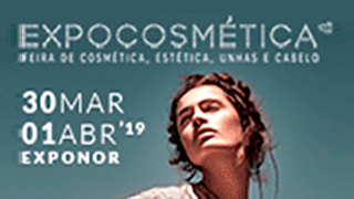 Expocosmetica 2019 - Porto 30 Marzo - 1 Aprile 2019
