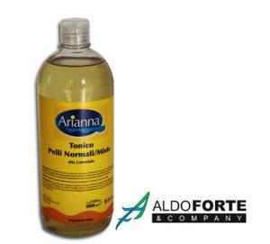 ALDO FORTE consiglia ARIANNA, il tonico per pelli normali e miste