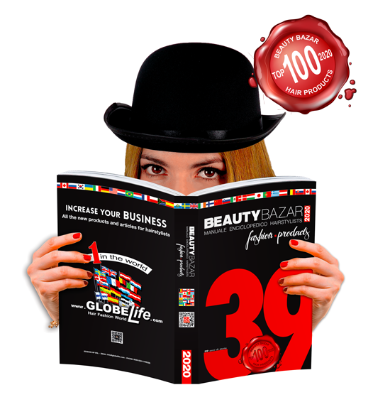CALCAGNI è nella TOP 100 HAIR PRODUCTS !