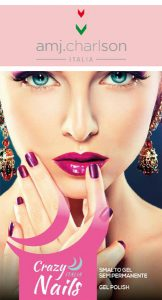 AMJ CHARLSON presenta Crazy Nails
