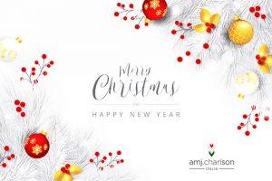 AMJ CHARLSON Augura Buon Natale!