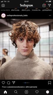 Hair Stylist Roberta Gallina MFW