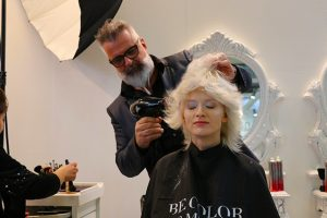 Live Shooting Be Hair Cosmoprof Bologna 2018