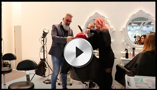 Video Cosmoprof Behair Live Shooting