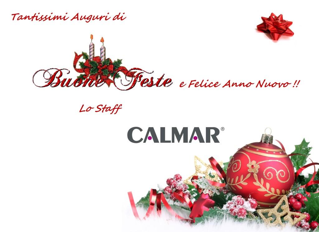 Buone Feste CALMAR!!!