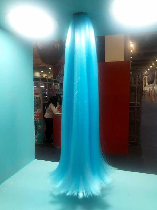 RTACOR azienda multinazionale con sede principale a MILANO, specializzata nella progettazione e produzione di cartelle colori per tinture, ha partecipato come espositore a Expo Beauty Show 2019 in Messico.