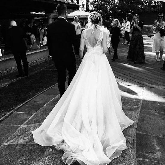 Christian Coluccio Wedding style