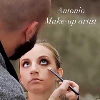 CHristian Coluccio Make up