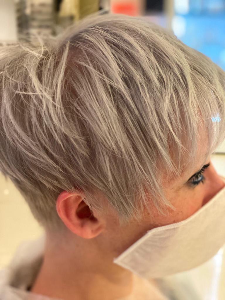 Mascherine adesive ❤️ da EGIDIO BORRI HAIR!