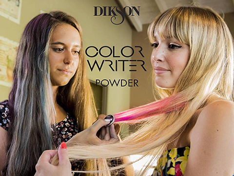 Color Writer Powder Dikson