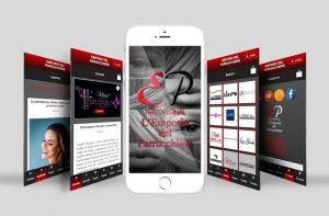 L'EMPORIO DEL PARRUCCHIERE – grossista di prodotti e articoli per Parrucchieri ed Estetiste diBari –  ti invita a SCARICARE la sua App