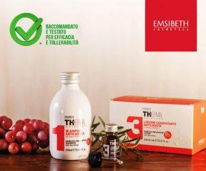 EMSIBETH consiglia THERMAL, il trattamento termale anticaduta
