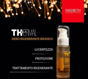 EMSIBETH presenta THERMAL, Siero Rigenerante Bifasico