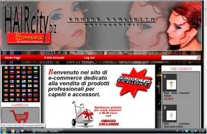 Equipe Saglietto Parrucchieri E-commerce
