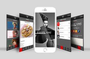 EQUIPE VINS I PARRUCCHIERI – Campli (TERAMO) – ti invita a SCARICARE la sua App