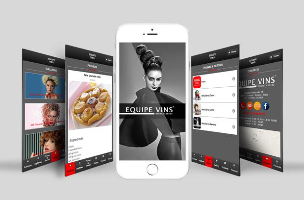 Nuona App Equipe-vins
