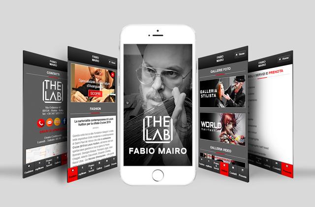 Fabio Mairo App