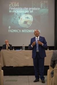 Amministratore Delegato Sig, Fardelli Francesco