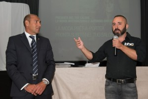Sig Fulvio Fardelli e Sergio Laurenzi