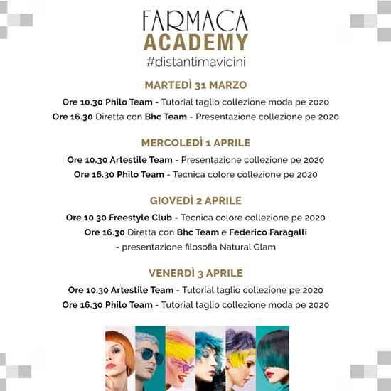 FARMACA ACADEMY ONLINE!