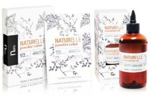 Tinte capelli senza ammoniaca?Con FARMACA è possibile grazie alla linea NATURELLE!