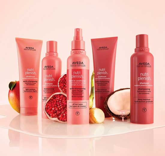 NUTRIPLENISH di Aveda da Francesco Stile