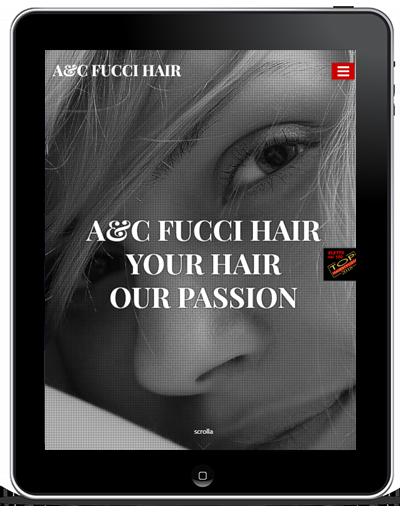 Fucci Hair sito web